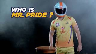 Mr  Pride Will Be Back!