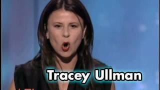 "Tracey Ullman Calls Meryl Streep ""The Cream Of The Crop"""