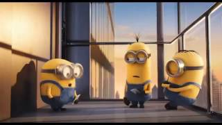 LOS MINIONS   ELECTRÓNICA  ORIGINAL 2015  online video cutter com