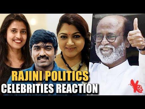 Xxx Mp4 Vijay Sethupathi Kushboo Kasthuri About Rajinikanth Political Announcement TN Politics 3gp Sex