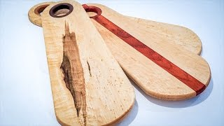 Cool Wooden Cheese Boards
