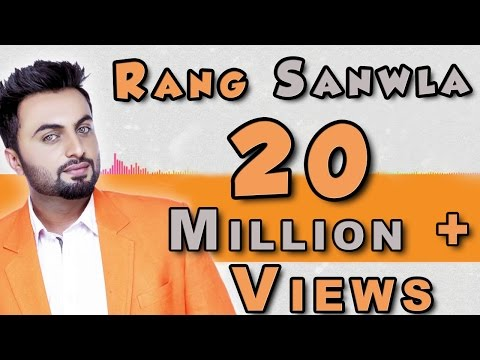 Rang Sanwla Aarsh Benipal Panj aab Records Latest Punjabi Songs 2016