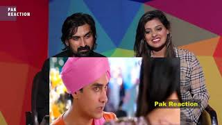 Pak Reaction To   3 Idiots Movie  Marriage Scene Best Comedy Ever