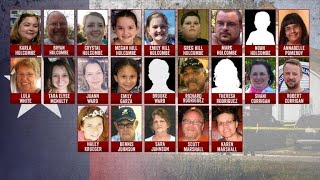 One Texas family lost nine members in church shooting