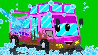 Picnic bus | car wash | kids video