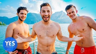 Roadtripping with 2 Subscribers across Europe for 72hrs!!