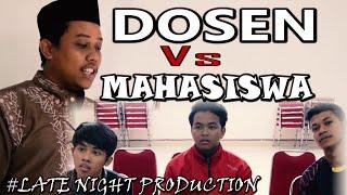 Video Lucu Indonesia - Dosen VS Mahasiswa - Latenightproduction