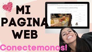 MI PAGINA WEB Y VIDEOS INFO!!!