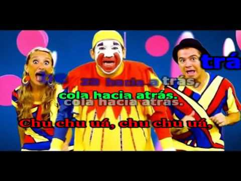 PIÑON FIJO CHU CHU UA karaoke