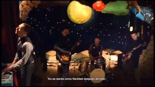 Coldplay Christmas Light Subtitulado al español