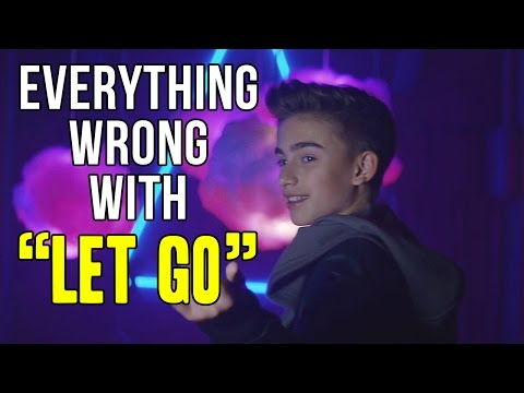 Everything Wrong With Johnny Orlando Let Go