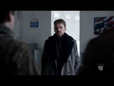 Lorne Malvo just wants to take a look
