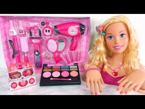 12 Year Old Barbie Girl Makeup ♥
