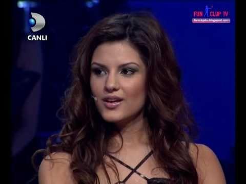 Almeda Abazi Miss Globe Albania 2008