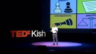 Water: Think Again | Kaveh Madani | TEDxKish