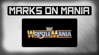 Marks On Mania: WrestleMania I