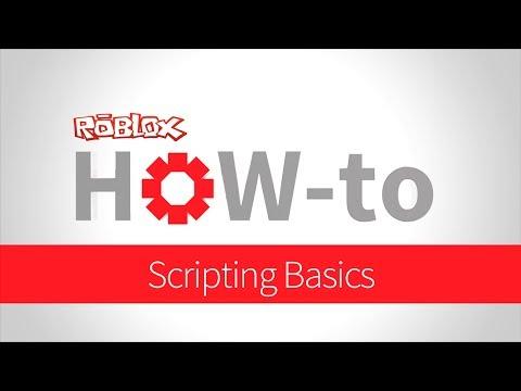 Tutorial - Scripting Basics