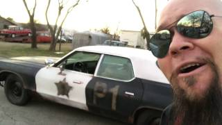 1974 Dodge Monaco Mount Prospect Police car from the BLUES BROTHERS! The Bluesmobile!!!