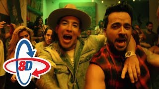 Luis Fonsi - Despacito ft. Daddy Yankee (8D AUDIO) - HIGH QUALITY