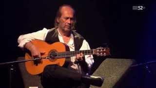Paco de Lucía - Cancíon de Amor / Volar (Montreux 2012)