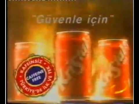 Kristal Cola TGRT Reklam Filmi