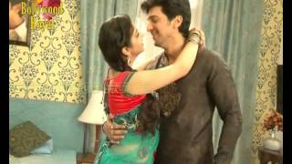 On location of the TV Serial 'Saural Simar Ka'  Romance between Roli & Siddhant 2