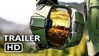 HALO INFINITE Official Trailer (2019) E3 2018 Game HD