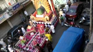 Eid milad un nabi at mumbai in Pydhonie.wmv
