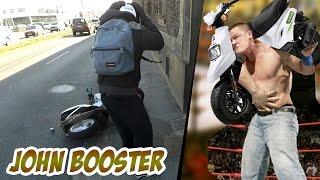 BOOSTER DE JOHN BOOSTER... J'EN PEUX PLUS GROS !!! XD