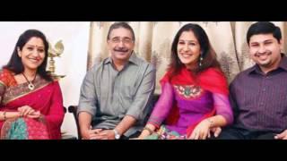 Sujatha Mohan Family Rare Photos