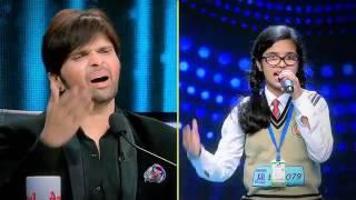 Sa Re Ga Ma Pa  Lil Champs - Tanya Tiwari - ZEE TV Canada