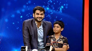 Still Standing I A smart little boy - Aadithyan I Mazhavil Manorama