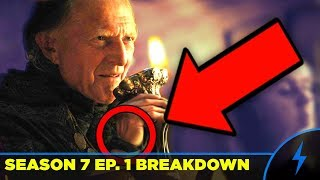 Game of Thrones Season 7 Episode 1 BREAKDOWN & EASTER EGGS