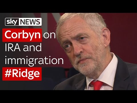 Xxx Mp4 Jeremy Corbyn On The IRA And Immigration Full Interview On Ridge 3gp Sex