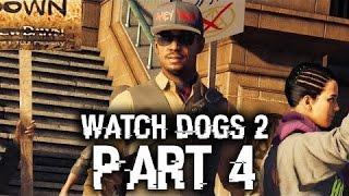 تختم لعبة Watch Dogs 2 Arabic بالترجمة العربية الحلقة #4   Watch Dogs 2 Gameplay Walkthrough Part 4