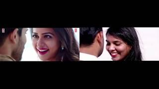 Telusa telusa || Sarrainodu movie songs || Comparison || Chaitanya || Satya ||