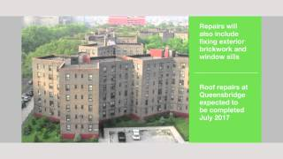 """$300 Million to Fix NYCHA Leaky Roofs, Re-launching nyc.gov/nonprofits, """"Movies Under The Stars:"""""""