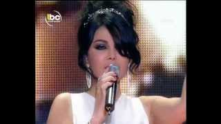 هيفاء وهبي ماخادتش بالي في ديو المشاهير Haifa wehbe mAkhadtesh bali