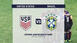 PNT vs. Brazil: Highlights - Sept. 20, 2017