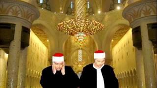 قراءة ناذرة للشيخين معا عبد الباسط  وصديق المنشاوي