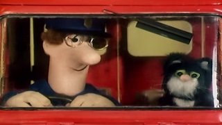 Postman Pat S1 Ep1 - Finding Day