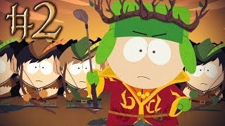 TWEEK BROS! - South Park: The Stick of Truth - Part 2 - Gameplay