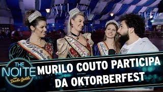 Murilo Couto participa da Oktorberfest | The Noite (20/10/17)