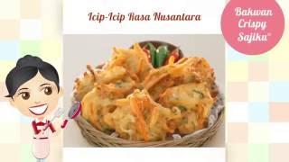 Dapur Umami - BAKWAN CRISPY SAJIKU