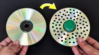 3 Amazing Life hacks of CD !!!