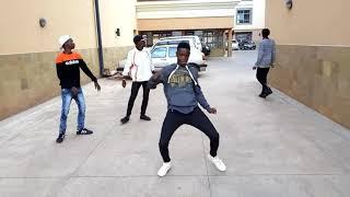 OLINA WORK-BEENIE GUNTER & SKALES DANCE CHALLENGE-THESE BOYS CAN DANCE (NEW UGANDAN MUSIC)