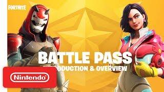 Fortnite Season 9 Battle Pass on Nintendo Switch