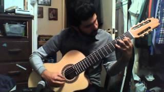 Fuwa Fuwa Time - Classical Guitar
