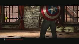 Captain America: Super Soldier Full Movie Game Part 1