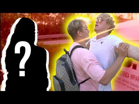 I KISSED JAKE PAUL S EX GIRLFRIEND